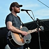 There's even a bearded ginger —Eric Paslay!