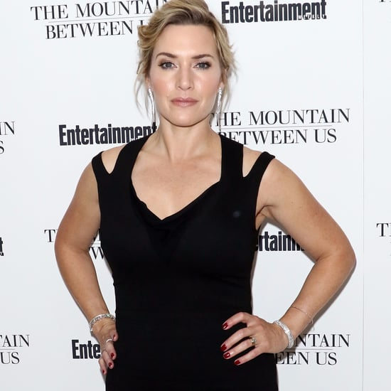 Kate Winslet Said She Doesn't Weigh Herself on Tonight Show