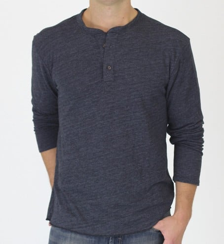 Marine Layer Men's Lined Henley