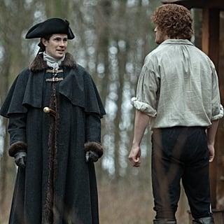 Outlander's Caitriona Balfe on John Grey's Confession