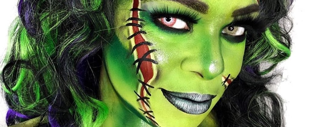 58 Halloween Costumes With Colored Contacts