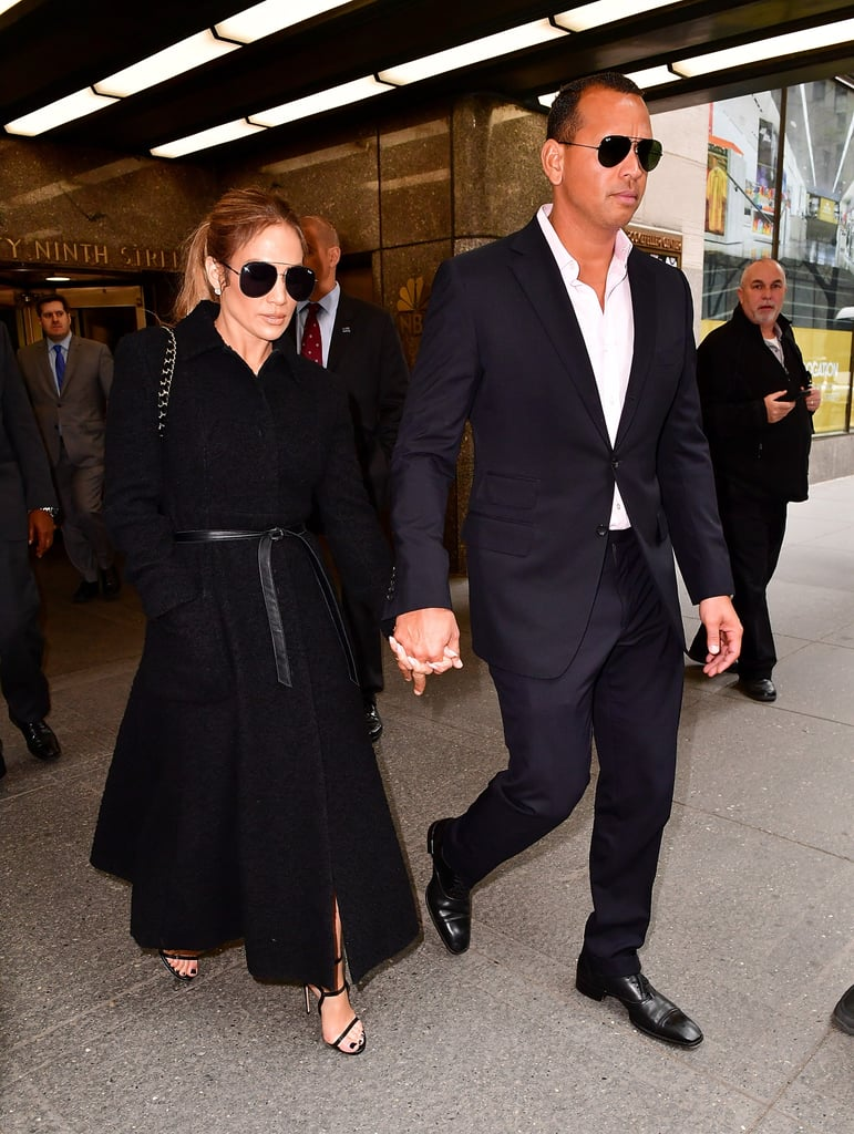 Matching in All Black in New York City