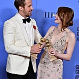 We la la loved everything about Ryan Gosling and Emma Stone's adorable interaction in 2017.