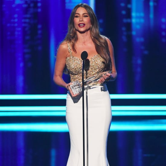 Sofia Vergara's Speech at the 2017 People's Choice Awards