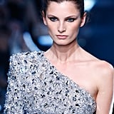 Glamorous girls deserved to see the encrusted top of this Alexandre Vauthier Haute Couture Fall 2013 look.