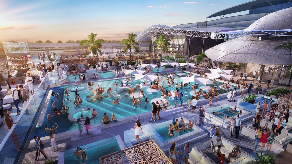 Drai's Opening in Dubai