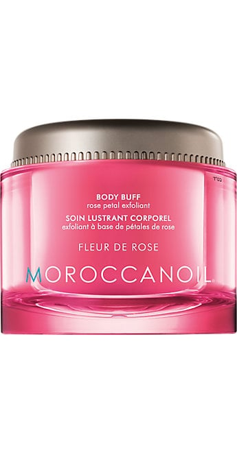 Moroccanoil Rose Body Buff