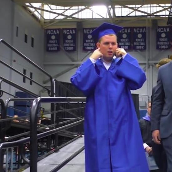 High School Student With Autism Gets Silent Standing Ovation