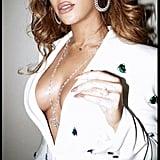 Beyoncé in February 2019