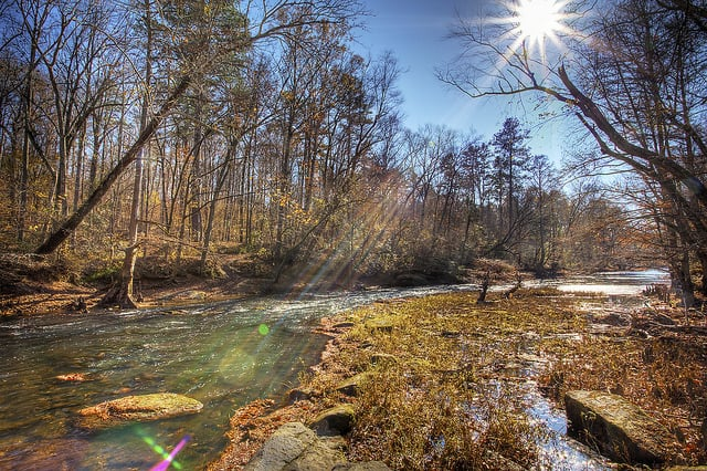 Mississippi: Bear Creek Outcropping Trail