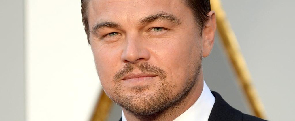 Leonardo DiCaprio and Nina Agdal Car Crash August 2016