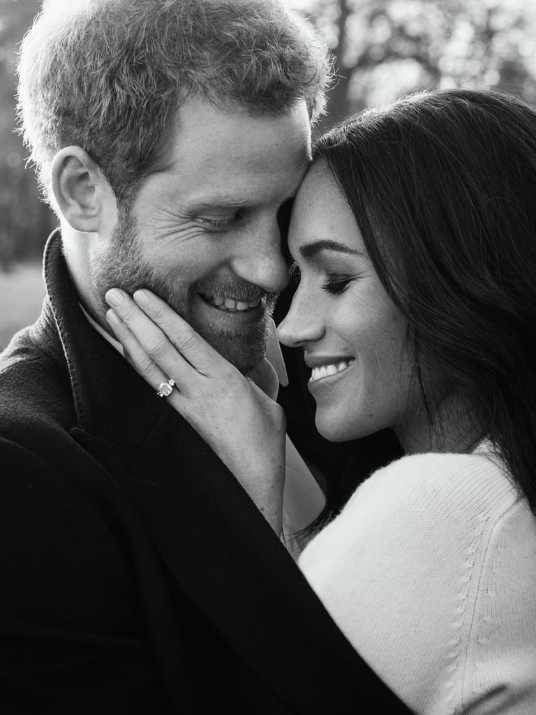 Meghan Markle Sweater in Engagement Photo