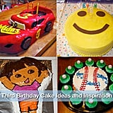 Third Birthday Cake Ideas and Inspiration