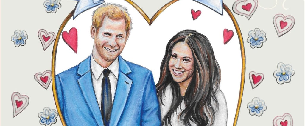 This $9 Harry and Meghan Coloring Book Will Keep You Busy Until the Royal Wedding