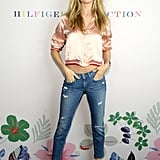 Behati Prinsloo Stopped By
