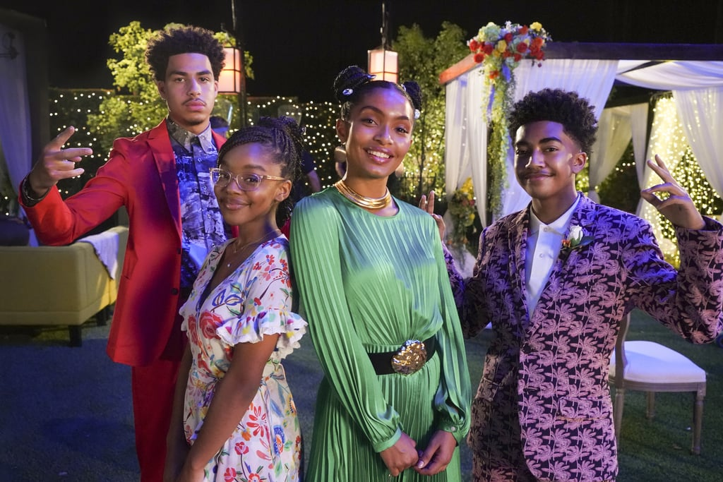 Black-ish Cast Wedding Outfits 2020 | Photos