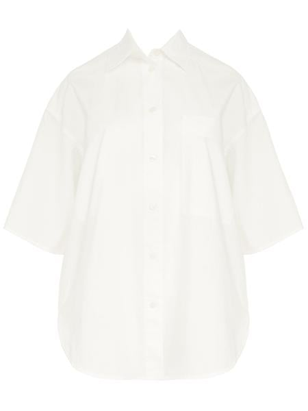 Lee Matthews LM Poplin Short Sleeve Shirt