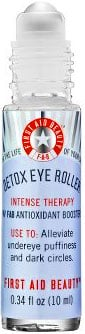 Giveaway For First Aid Beauty Detox Eye Roller