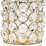 Gold Sparkle Votive ($25)