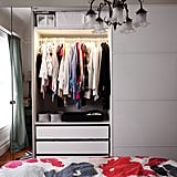 Customize a Luxurious Wardrobe Solution