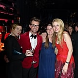 Golden Globes InStyle Party