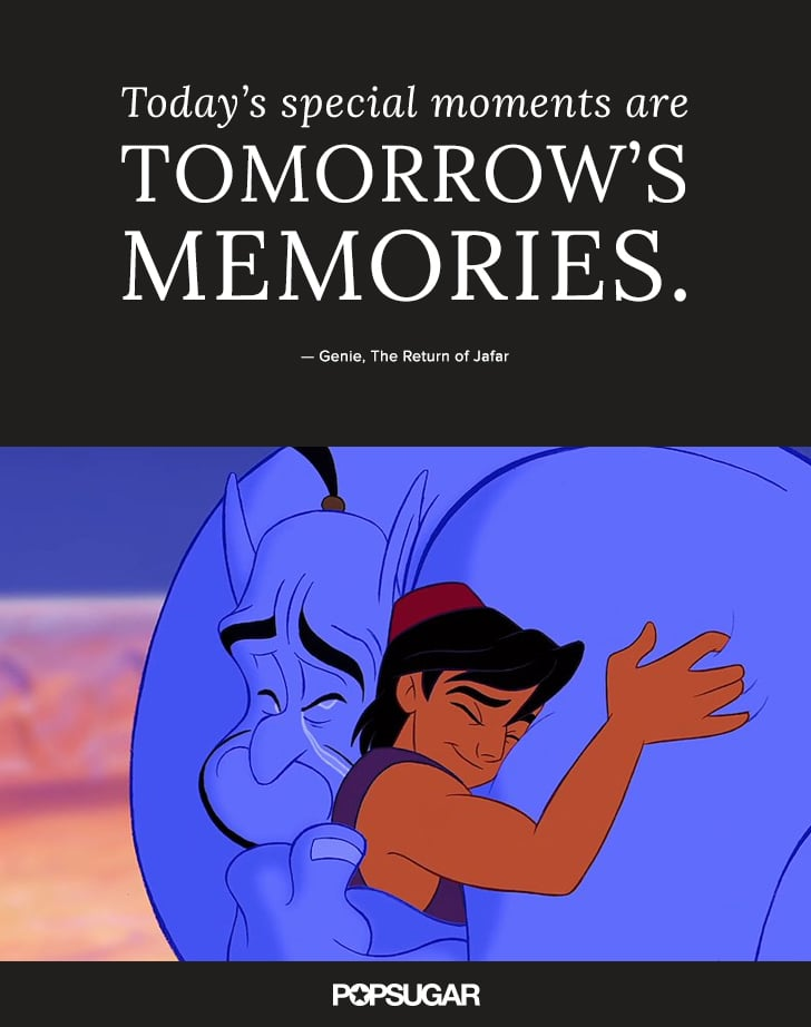 Disney Movie Quotes Captivating Best Disney Quotes  Popsugar Smart Living