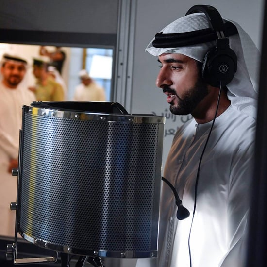 Dubai Royals Record Voiceovers For Kids Videos