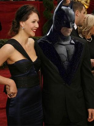 Maggie Gyllenhaal Finds Her Dark Knight