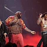 Pictured: DJ Khaled, Rick Ross, and Lil Wayne