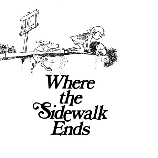 Age 4: Where the Sidewalk Ends