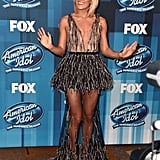 Carrie Underwood's Dress at the American Idol Finale