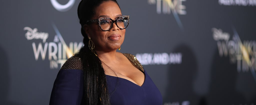 Oprah Channeled Beyoncé For A Wrinkle in Time, and We're Going to Need a Moment