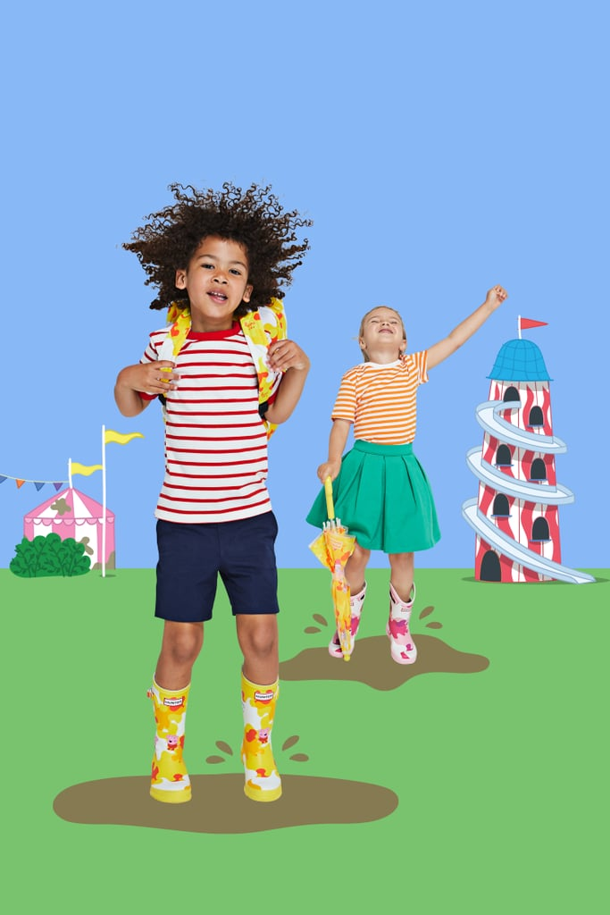 Hunter Boots Peppa Pig Collection July 2019 Popsugar Family