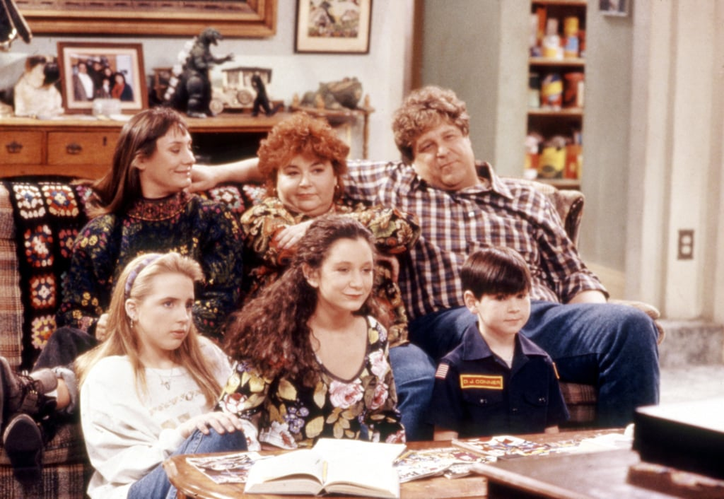 See How Much the Cast of Roseanne Has Changed Since the Sitcom's Original Run