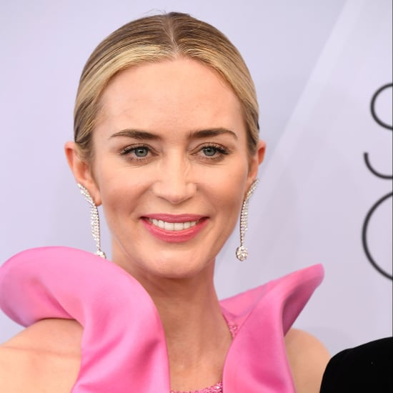 Emily Blunt's Hair at 2019 SAG Awards