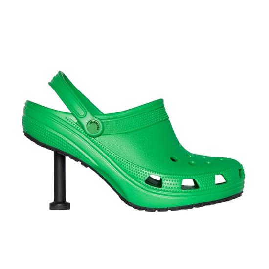 Balenciaga Crocs 2.0 Spring 2022 Collaboration Photos