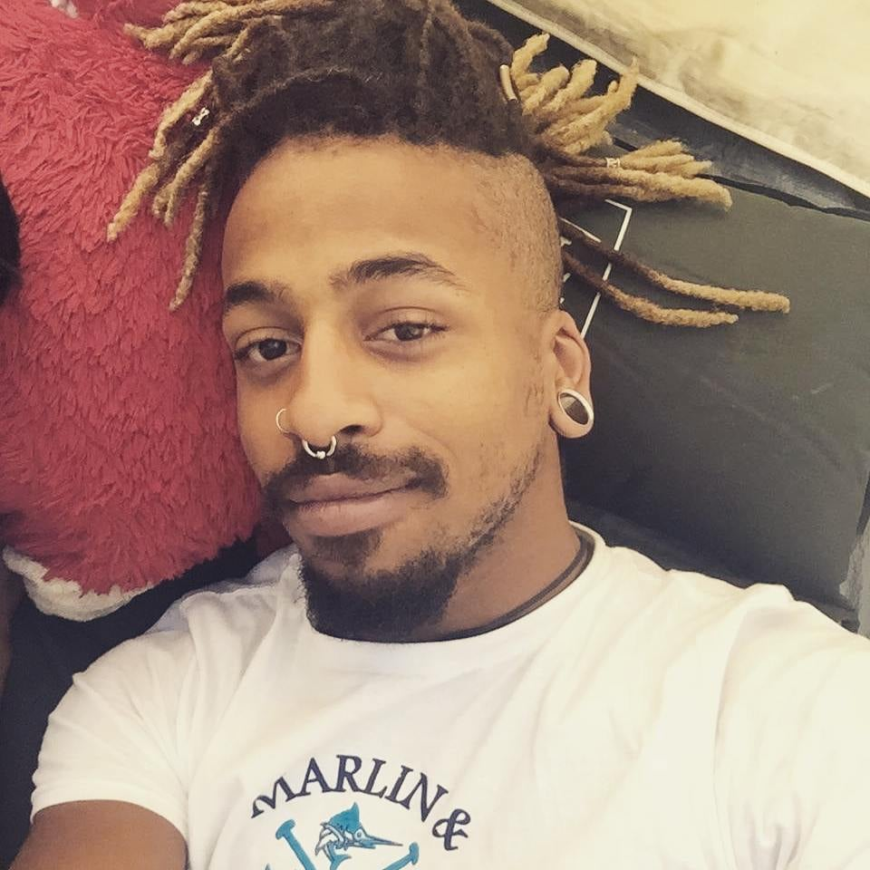 Hot Guys Who Prove Nose Rings Are Surprisingly Sexy Popsugar Fashion