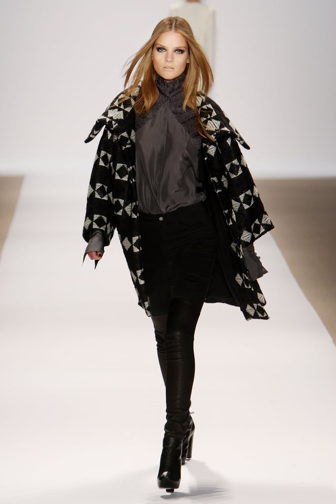 New York Fashion Week, Fall 2009: Yigal Azrouel