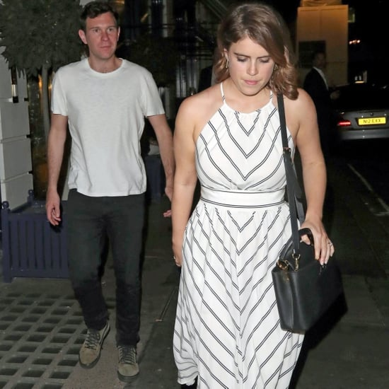 Princess Eugenie Braided Wedge Sandals