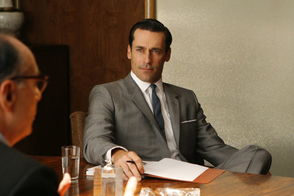 Mad Men Characters Then and Now