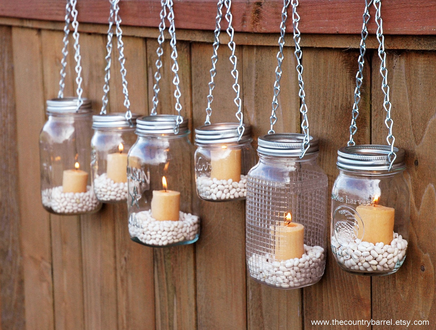 Mason Jar Candle Holders Bored These 212 Upcycling Ideas Will Definitely Keep You Busy During Popsugar Middle East Smart Living Photo 31