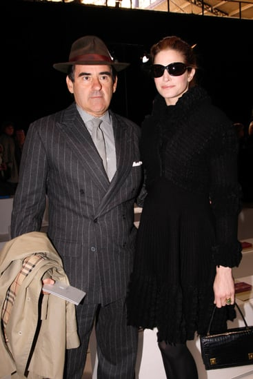 Stephanie Seymour, Peter Brant Call Off Divorce