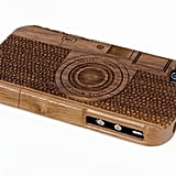 Wood Camera iPhone Case ($42)