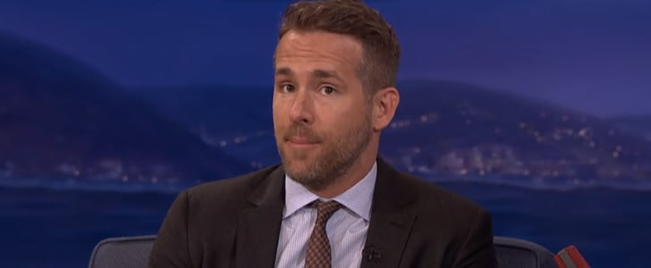 "Ryan Reynolds Jokes About Baby James's First Words, Gushes Over ""Mercenary"" Blake Lively"