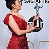 Sandra Oh Speech at the 2019 SAG Awards Video