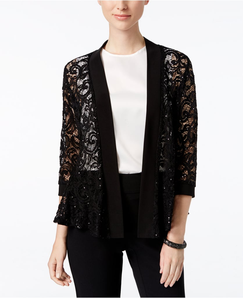 Sequined Party Jacket