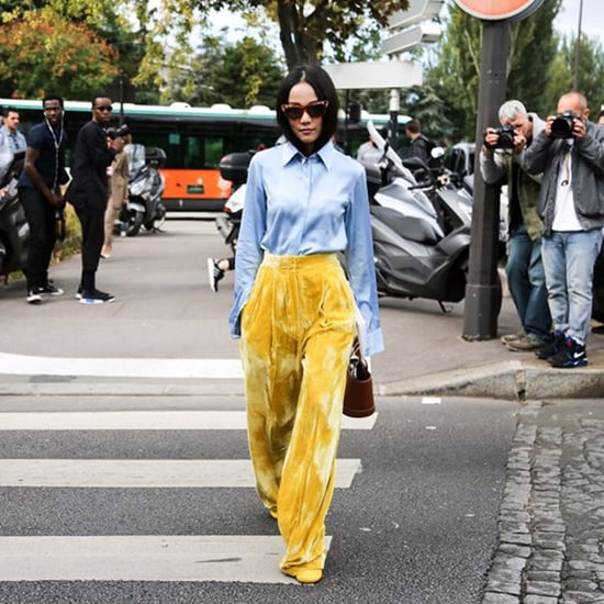 shop yellow the top colour for spring fashion 2016