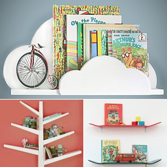Bookshelves For Kid Rooms
