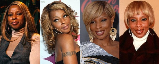 Which Hair Style Do You Like Best on Mary J. Blige?
