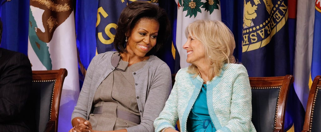 Michelle Obama on Wall Street Journal Op-Ed About Jill Biden